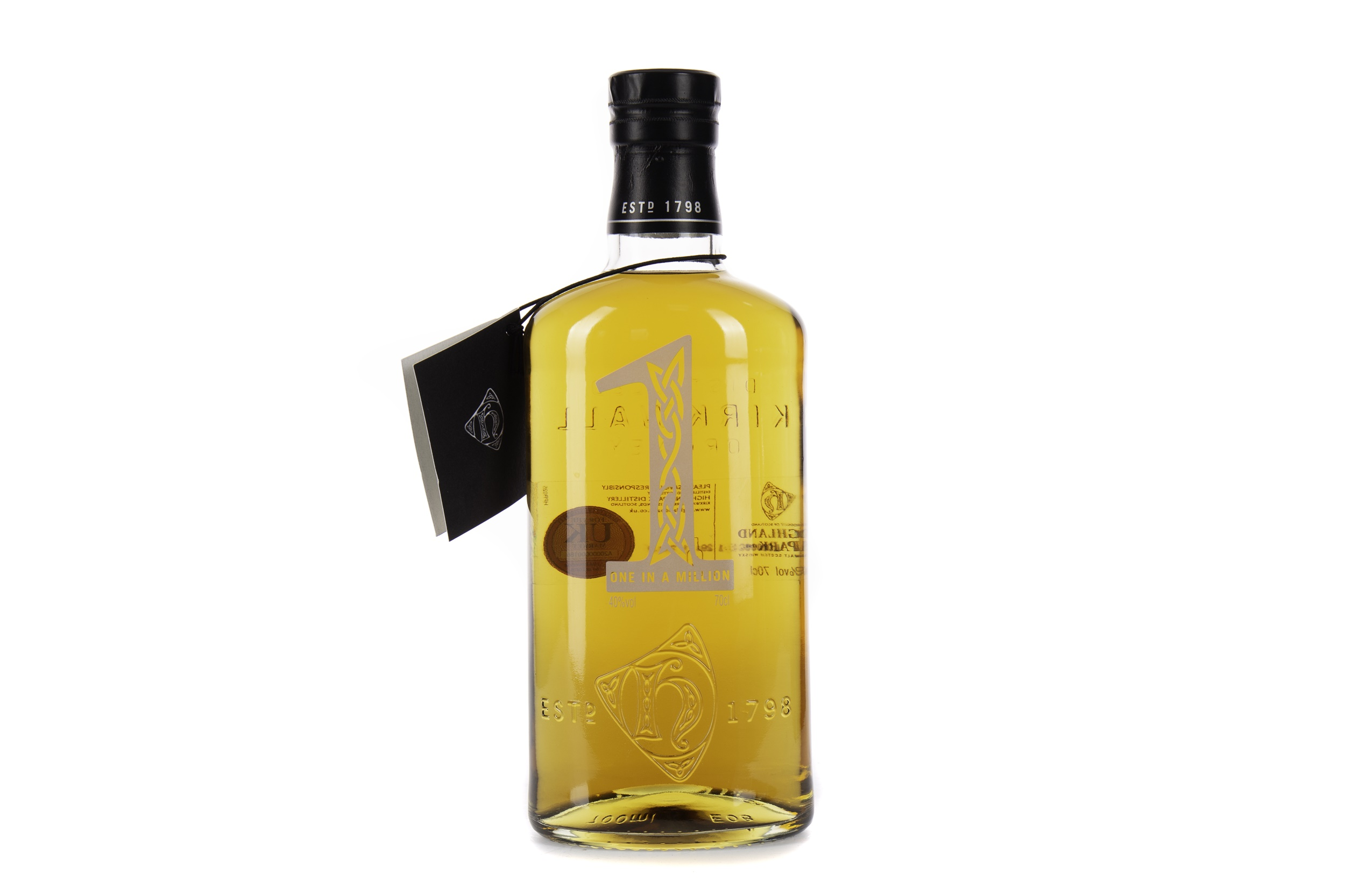HIGHLAND PARK ONE IN A MILLION AGED 12 YEARS