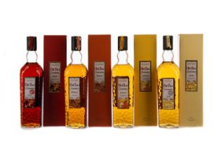 FOUR SEASONS OF OLD PARR