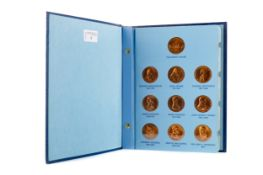 THE UNITED STATES MINT MEDALS OF THE PRESIDENTS COLLECTION