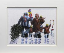 IT'S CHRISTMAS TIME, A GICLEE PRINT BY ALEXANDER MILLAR