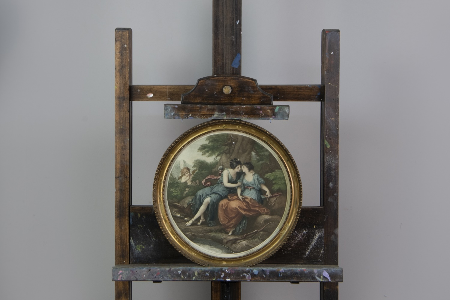 ANGELICA KAUFFMAN (AFTER), MEZZOTINTS BY AND AFTER BARTOLOZZI