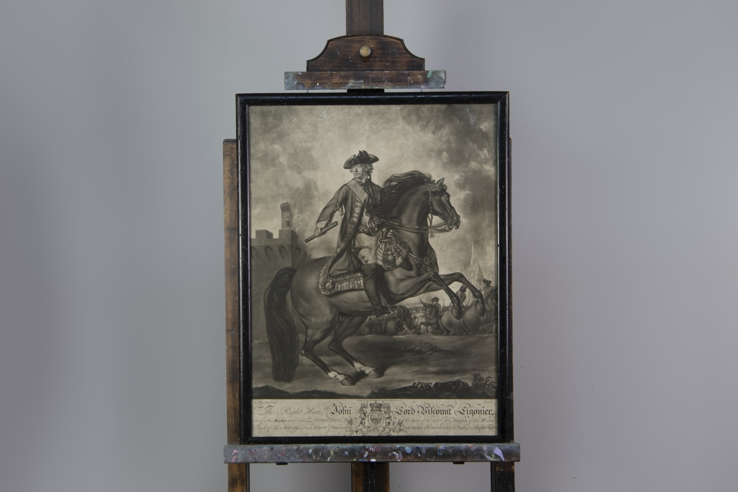 A MEZZOTINT AFTER REYNOLDS AND TWO OTHERS