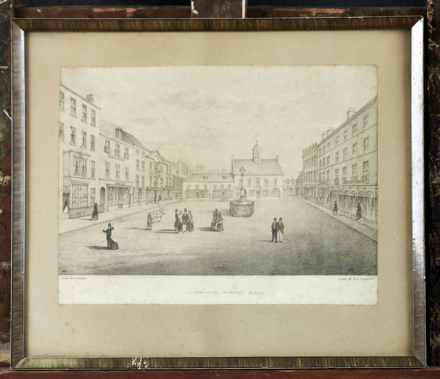 MISCELLANEOUS 19TH C AND LATER PICTURES AND PRINTS, MANY OF GAINSBOROUGH (LINCOLNSHIRE) INTEREST - Image 2 of 2