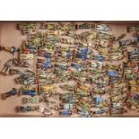 TOY SOLDIERS. A COLLECTION OF DEL PRADO PRINTED CAST METAL SECOND WORLD WAR FIGURES, TO INCLUDE