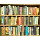 SIX SHELVES OF BOOKS, MISCELLEANEOUS GENERAL SHELF STOCK, TO INCLUDE BOY'S OWN ANNUALS, 1914 AND