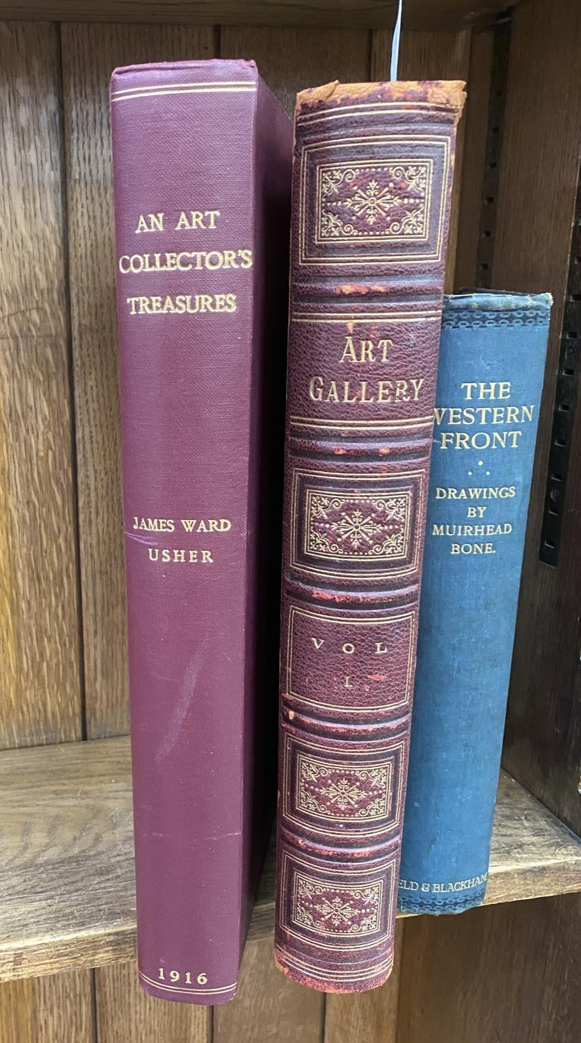J S VIRTUE & CO, PUBLISHER - THE ART GALLERY ILLUSTRATED BY ONE HUNDRED AND FIFTY STEEL