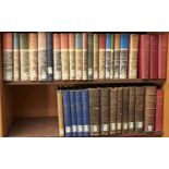 London. Survey of London, 31 vols, various editions and others, ex public library