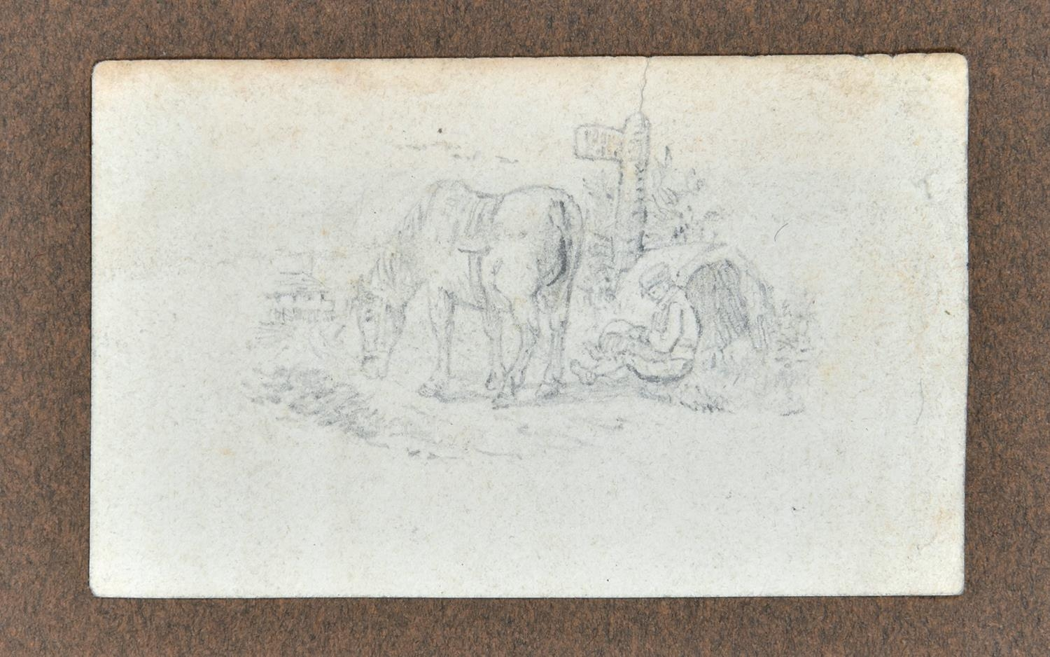 Hunting. Paget (Guy) ' The Melton Mowbray of John Ferneley, edition de luxe on handmade paper with - Image 2 of 2