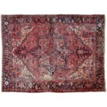 A North West Persian carpet, 244 x 326cm Good condition requires a clean