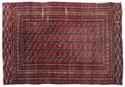 A Bokhara rug - 185 x 269cm