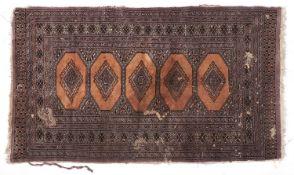 Three various rugs, smallest 67 x 103cm