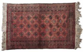 A Bokhara rug - 106 x 162cm