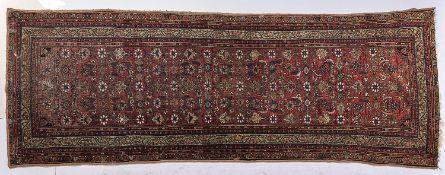 A rug - 294 x 102cm