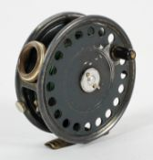 "A Hardy Bros Ltd (Alnwick) 'The St George 3 3/4"" ' fly fishing reel"
