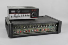 Two amps,
