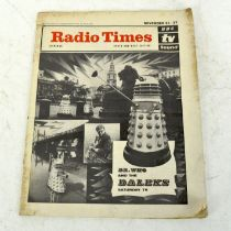 An edition of the Radio Times for the week covering 21st to 27th November 1964,