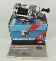 An Abu Garcia 'Ambassadeur 6500 C Special',