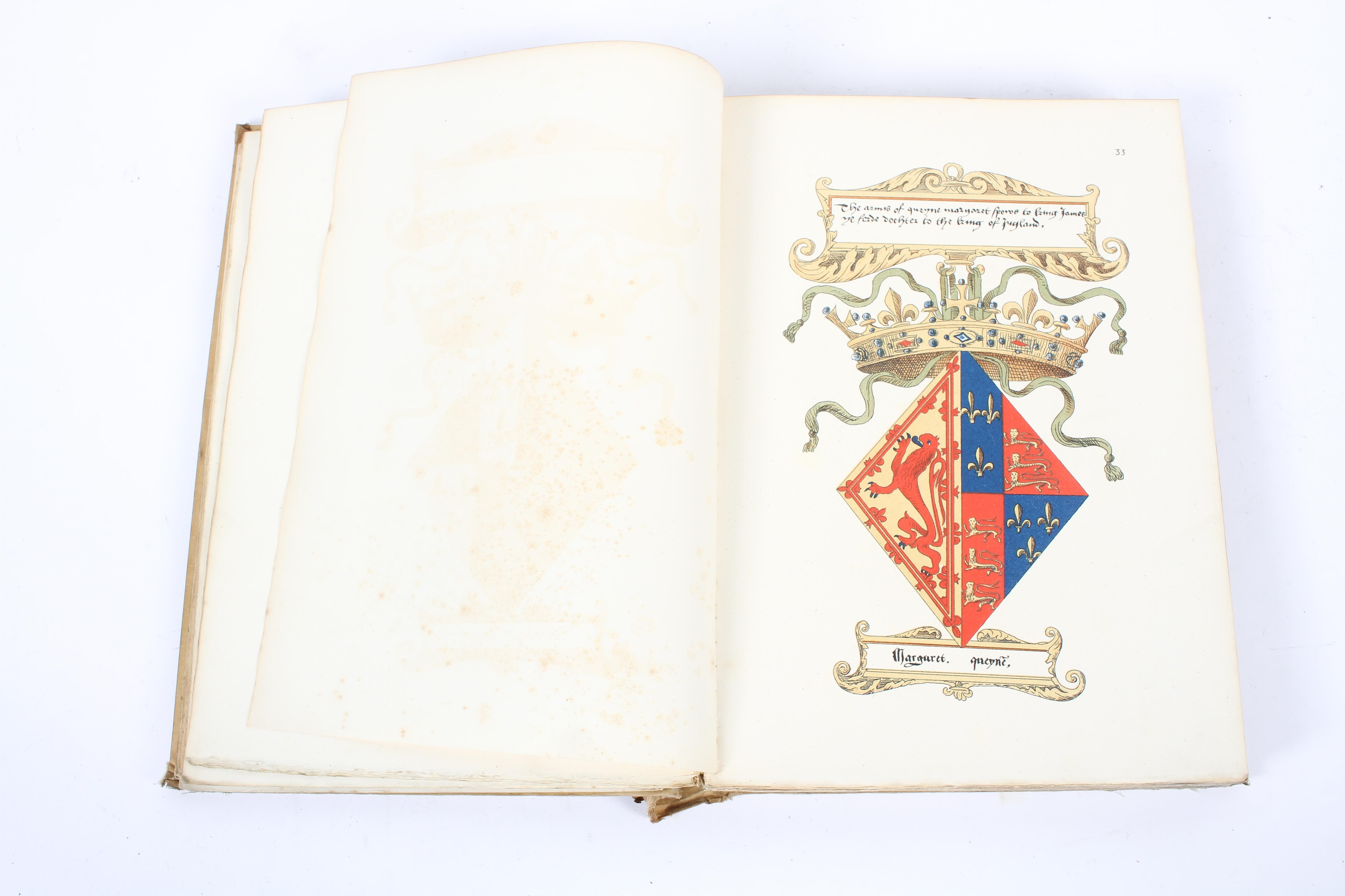 A collection of books of Heraldic interest,, - Image 5 of 22