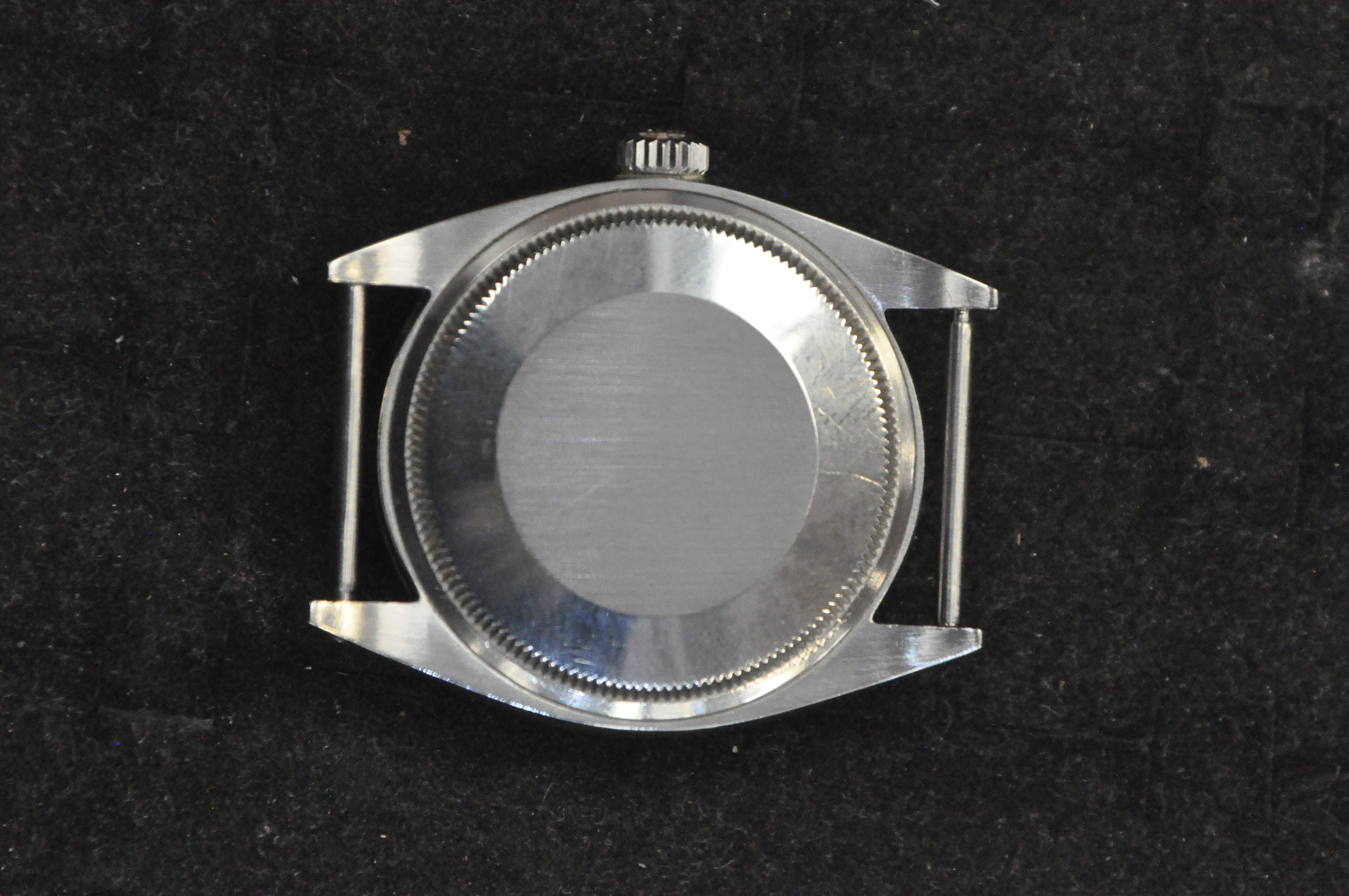 A stainless steel rolex oyster perpetual air king date wristwatch. - Image 5 of 11