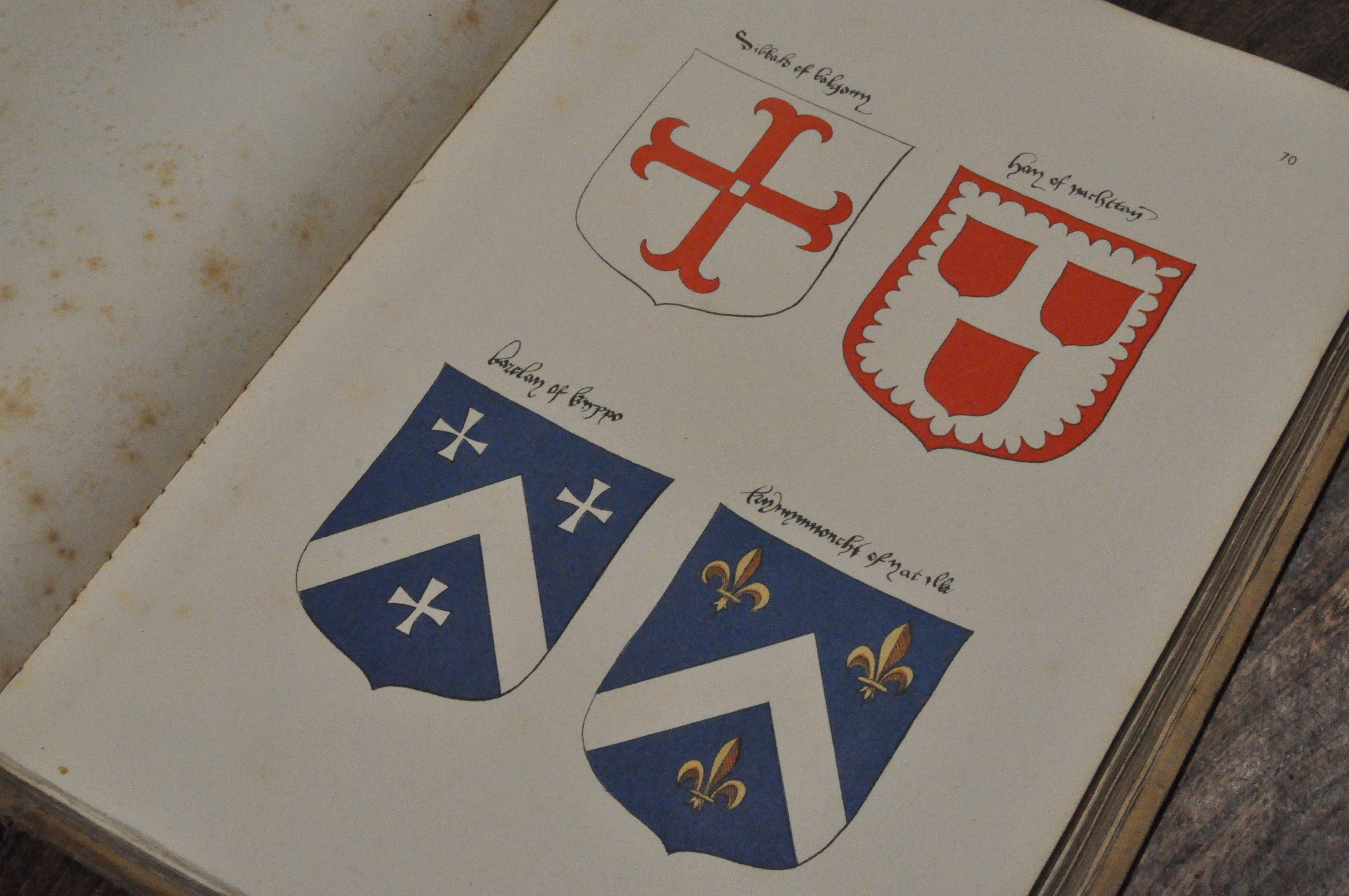 A collection of books of Heraldic interest,, - Image 18 of 22
