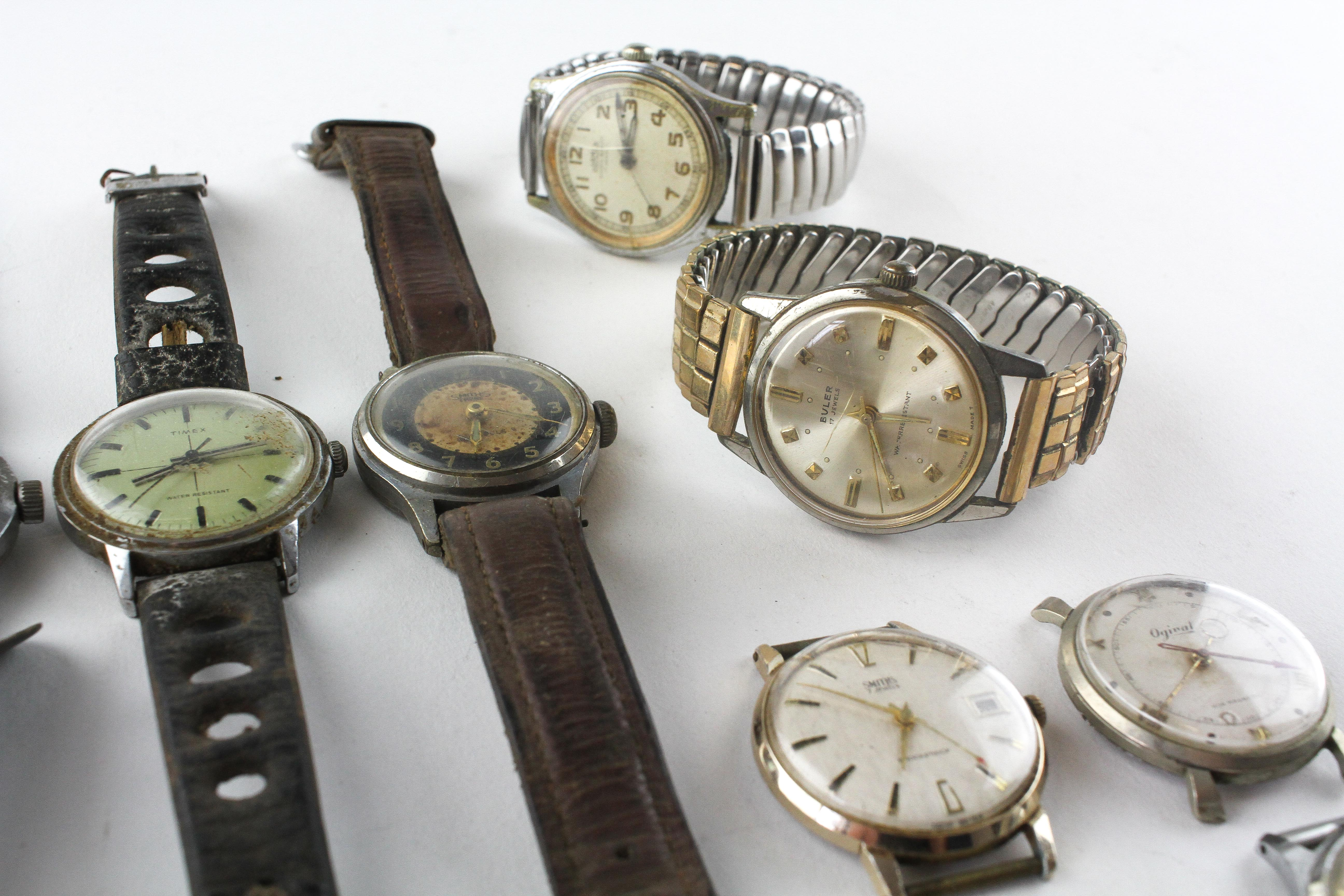 A collection of nine wristwatches of variable designs - Image 2 of 2