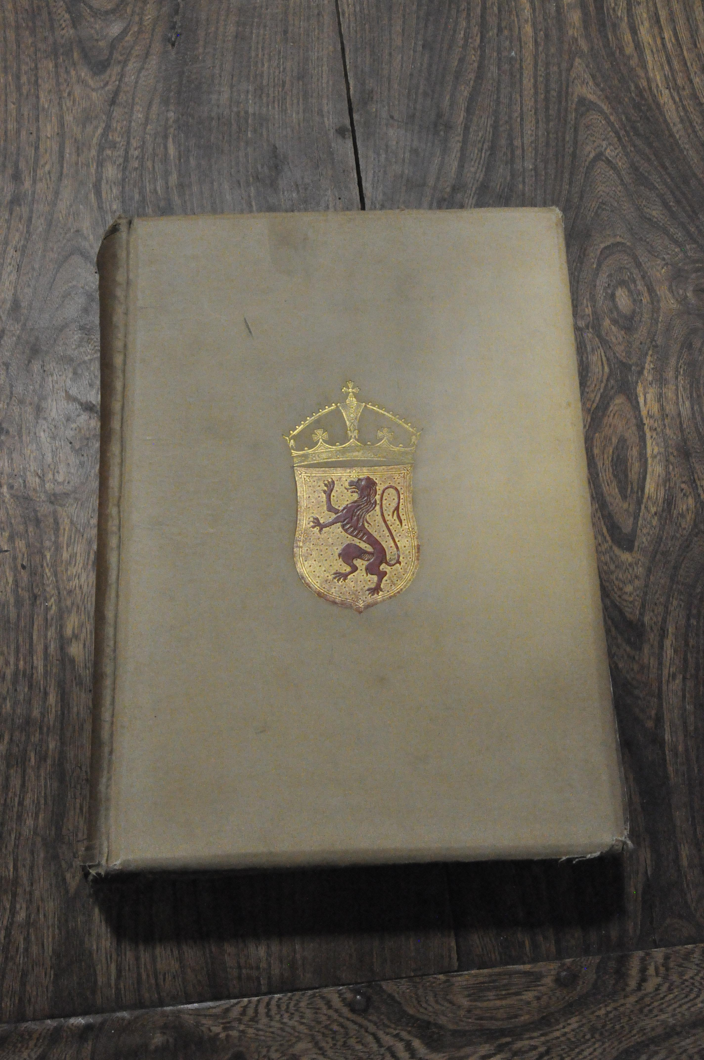 A collection of books of Heraldic interest,, - Image 7 of 22