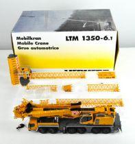 A WSI Model 1:50 scale Liebherr LTM 1350-6.1 Mobile Crane, in original box