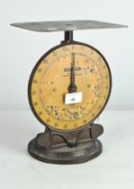 A set of Salter postal scales