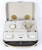 A vintage retro Grundig TK18 Automatic r