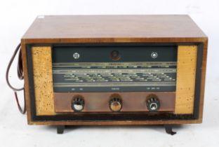 A Cambridge PYE AM/FM tuner, type htf111