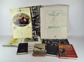 Horse Racing interest, a quantity of Schweppes and other racing calendars and books