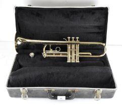 A Bach trumpet, no 907633 ML,