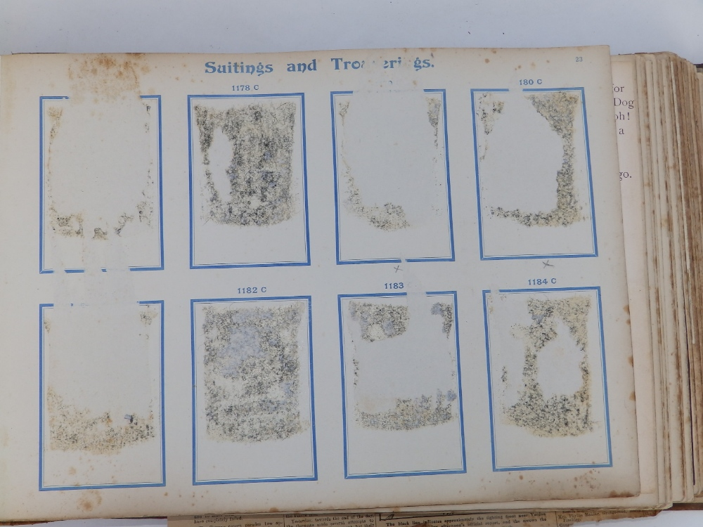 A large scrap album - 'Spring and Summer 1908' and contents. - Image 8 of 17