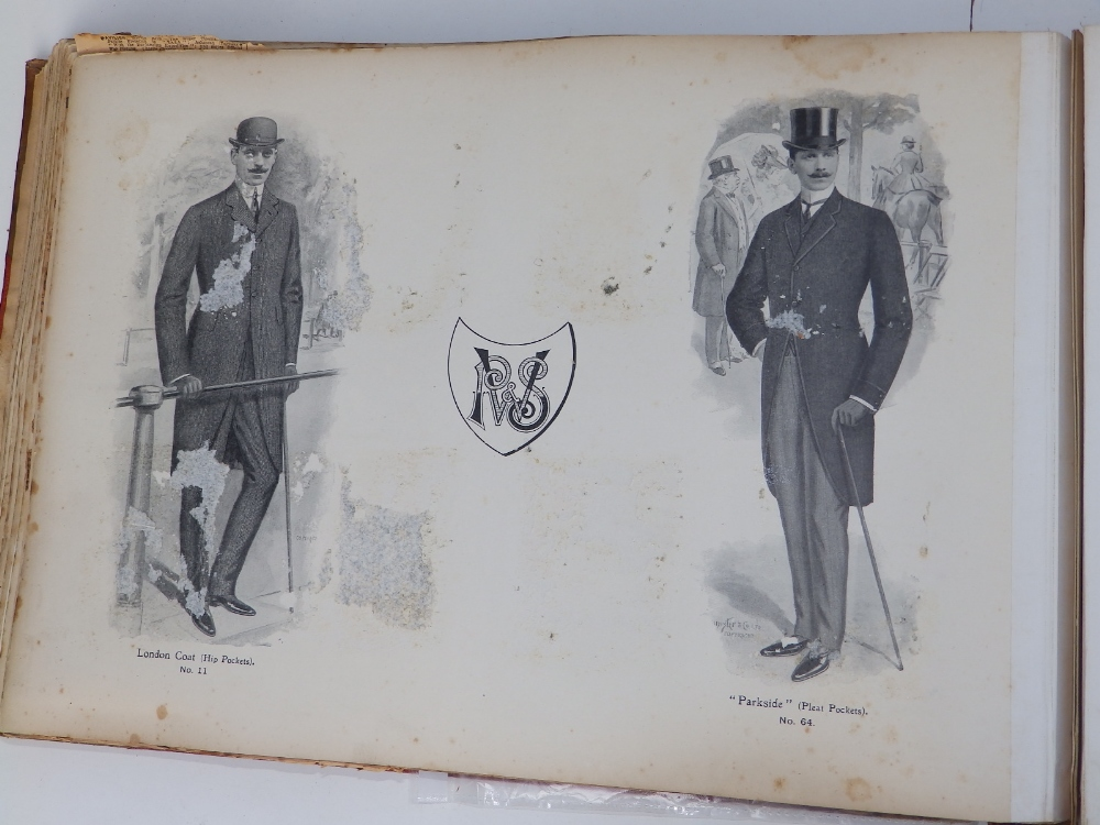 A large scrap album - 'Spring and Summer 1908' and contents. - Image 9 of 17