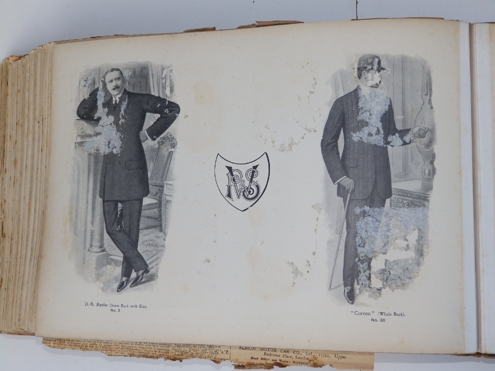 A large scrap album - 'Spring and Summer 1908' and contents. - Image 17 of 17