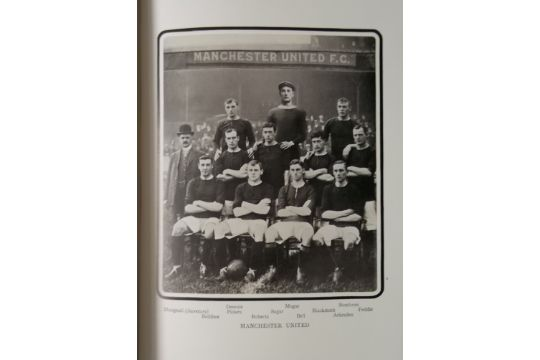 ASSOCIATION FOOTBALL & THE MEN WHO MADE IT - ALL 4 VOLUMES - Image 7 of 9