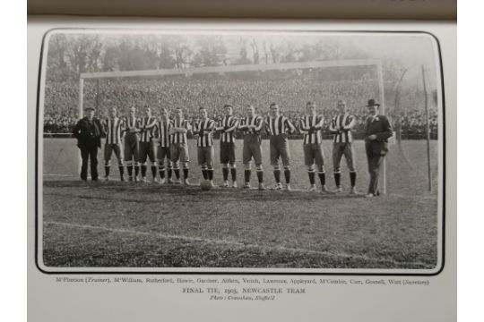 ASSOCIATION FOOTBALL & THE MEN WHO MADE IT - ALL 4 VOLUMES - Image 6 of 9