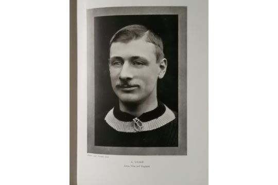ASSOCIATION FOOTBALL & THE MEN WHO MADE IT - ALL 4 VOLUMES - Image 3 of 9