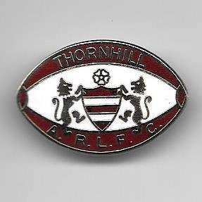RUGBY LEAGUE - THORNHILL BADGE