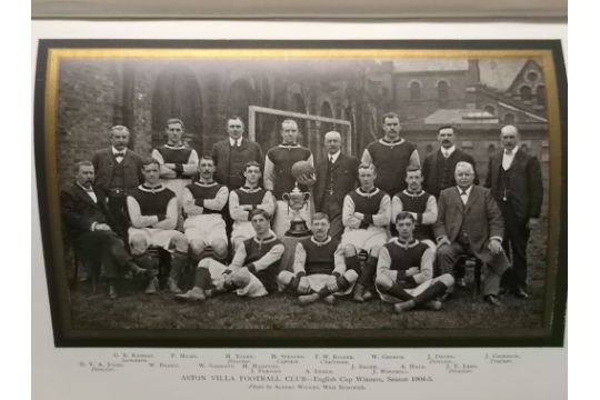 ASSOCIATION FOOTBALL & THE MEN WHO MADE IT - ALL 4 VOLUMES - Image 5 of 9