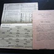 1936-37 ARSENAL V BOLTON