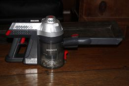 A Hoover 22 volt lithium battery hand he