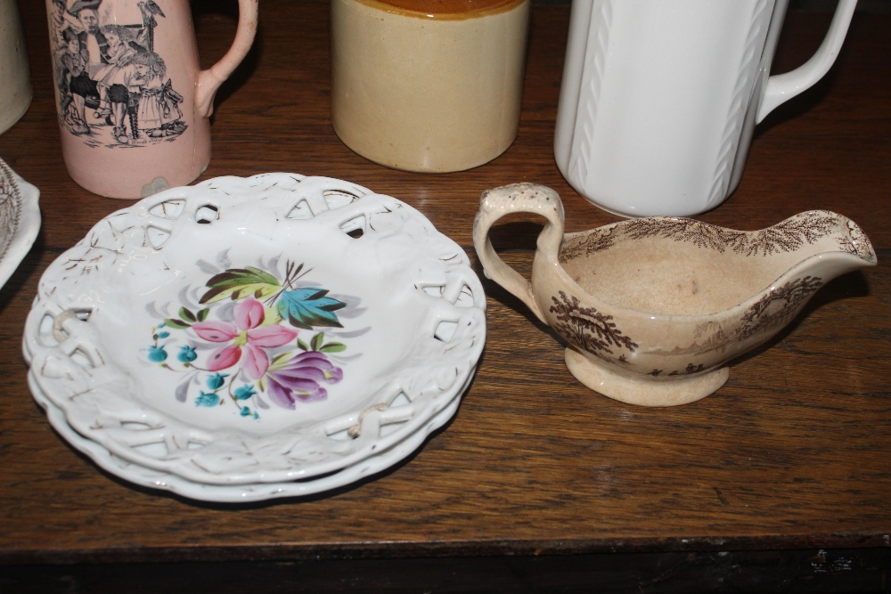 Three boxes of miscellaneous china and p - Image 3 of 5