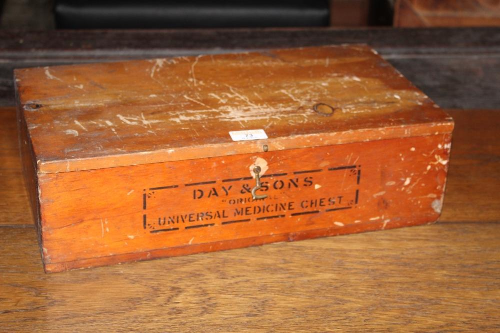 A Day & Sons original universal medicine