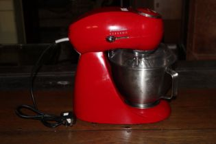 A Kenwood patissier electric food mixer.
