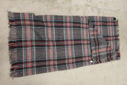 An Otterburn rug, hand woven (Northumbri