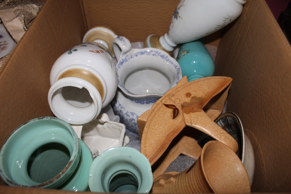 A quantity of miscellaneous china and gl - Image 2 of 3