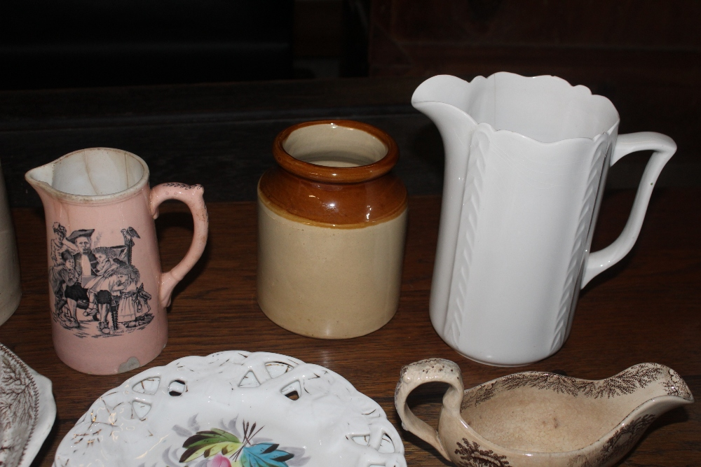 Three boxes of miscellaneous china and p - Image 4 of 5