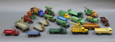 A group lot of Dinky diecast,