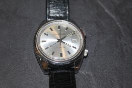 A 1960's gents Citizen alarm date para watch, model number 4-310098Y.